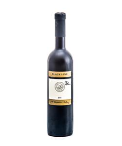 black line vino